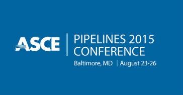 Agenda Set for ASCE Pipelines 2015