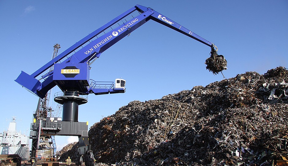 E-Crane International USA - 2000 Series Material Handlers