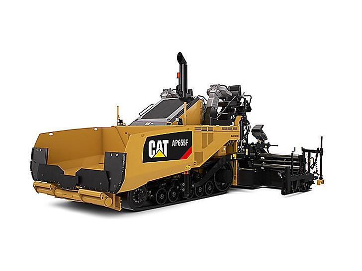 Caterpillar Inc. - AP655F Asphalt Pavers