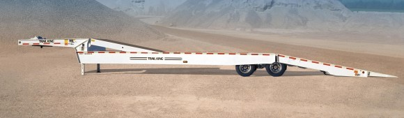Trail King Industries, Inc. - Advantage HST  (Hydraulic Sliding Tail) Tandem Axle Trailers