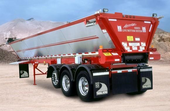 Trail King Industries, Inc. - Advantage OLB Bottom Dump Trailers