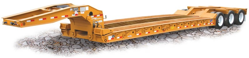 Eager Beaver Trailers - 60 GSL-3 Lowboy Trailers