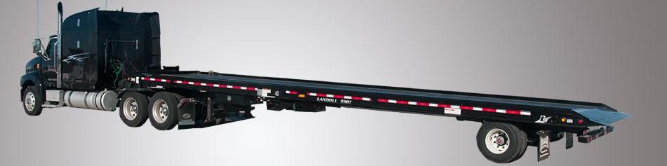 Landoll Corporation - MODEL 330C-1 Tandem Axle Trailers