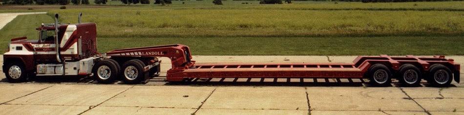 Landoll Corporation - Model 325C Tandem Axle Trailers