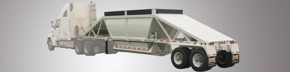Landoll Corporation - Model 302D-B Tandem Axle Trailers