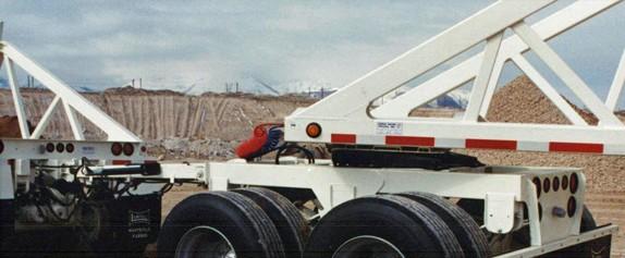 MODEL 402B-B Tandem Axle Trailers