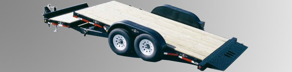 Landoll Corporation - Model LT1216+4 Tandem Axle Trailers