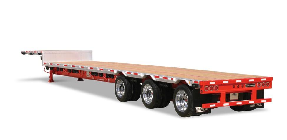 Lode King - SDFSteel-Aluminum Combo Lowboy Trailers