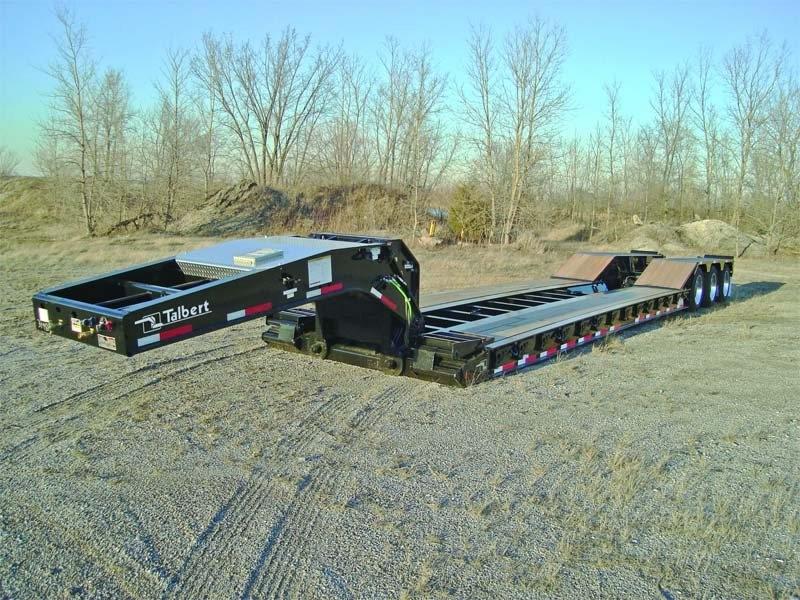 50CC-PS Hybrid Lowboy Trailers