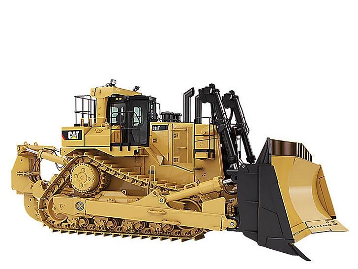 Caterpillar Inc. - D10T Crawler Dozers