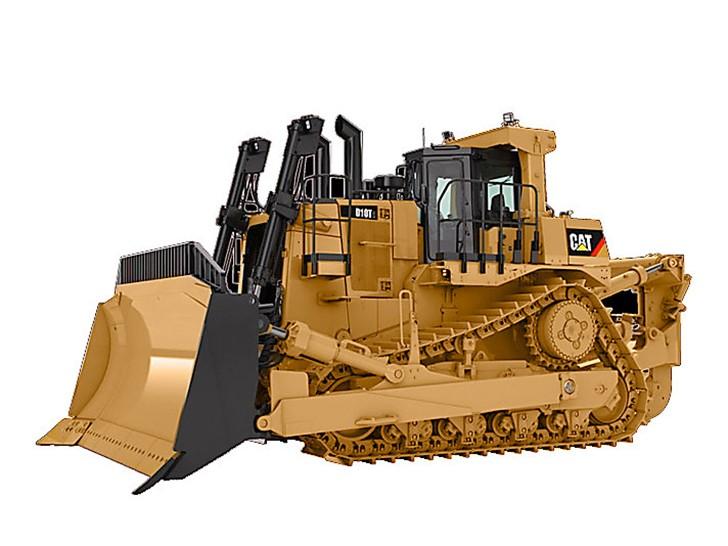 Caterpillar Inc. - D10T2 Crawler Dozers