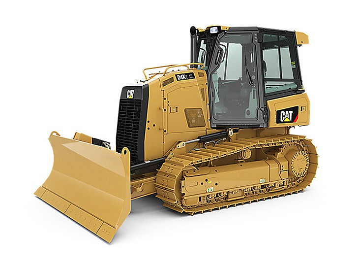Caterpillar Inc. - D4K2 TIER 4 FINAL/STAGE IV Crawler Dozers