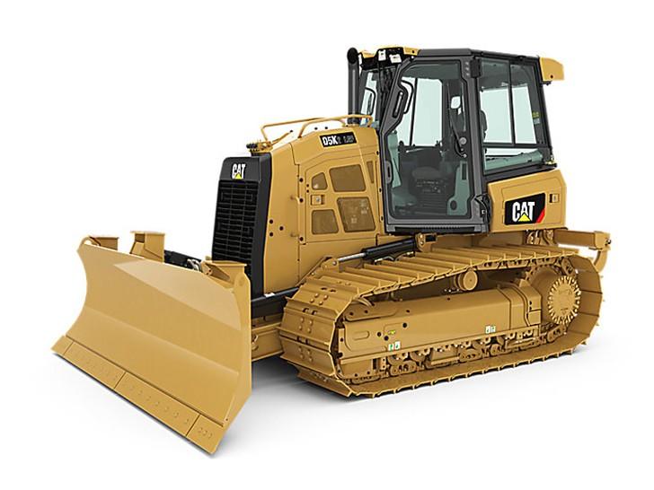 Caterpillar Inc. - D5K2 TIER 4 FINAL/STAGE IV Crawler Dozers