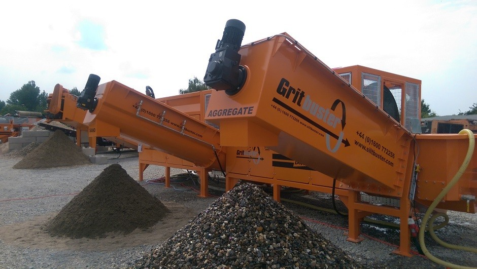 Siltbuster's Innovative Separation Technologies  Launched in Collaboration with Doppstadt