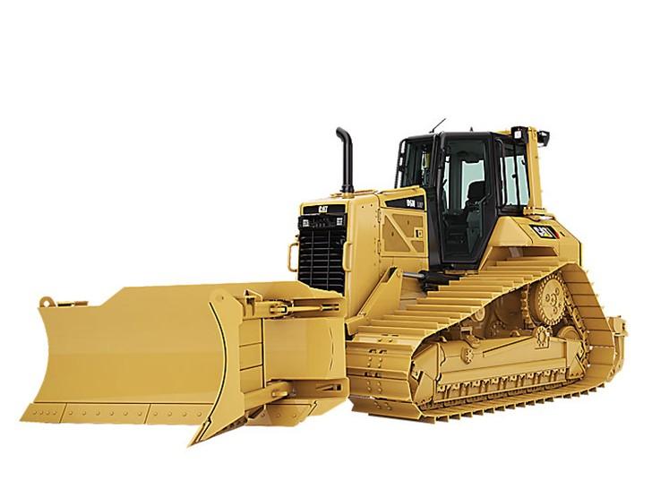 Caterpillar Inc. - D6N (TIER 4 INTERIM/STAGE IIIB) Crawler Dozers