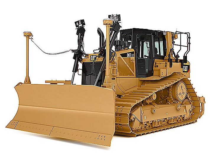 Caterpillar Inc. - D6T (TIER 4 FINAL) Crawler Dozers