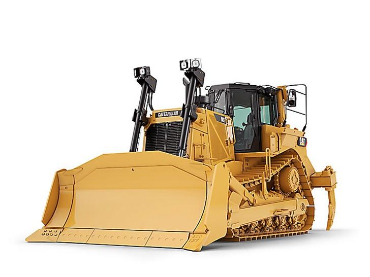 Caterpillar Inc. - D8T (TIER 4 INTERIM/STAGE IIIB) Crawler Dozers