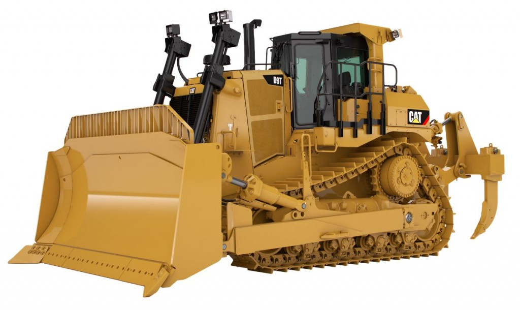 Caterpillar Inc. - D9T Crawler Dozers