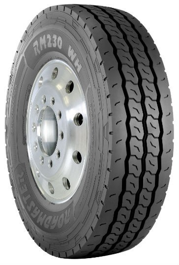 Cooper Tire Launches New Roadmaster RM230 WH Waste-Haul Tire