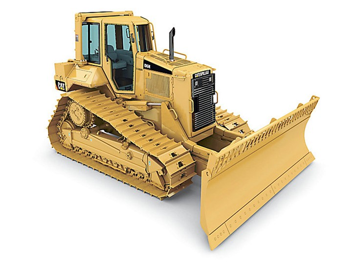 Caterpillar Inc. - D6N WH Crawler Dozers