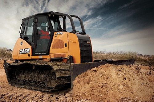 CASE Construction Equipment - 750M Crawler Dozers