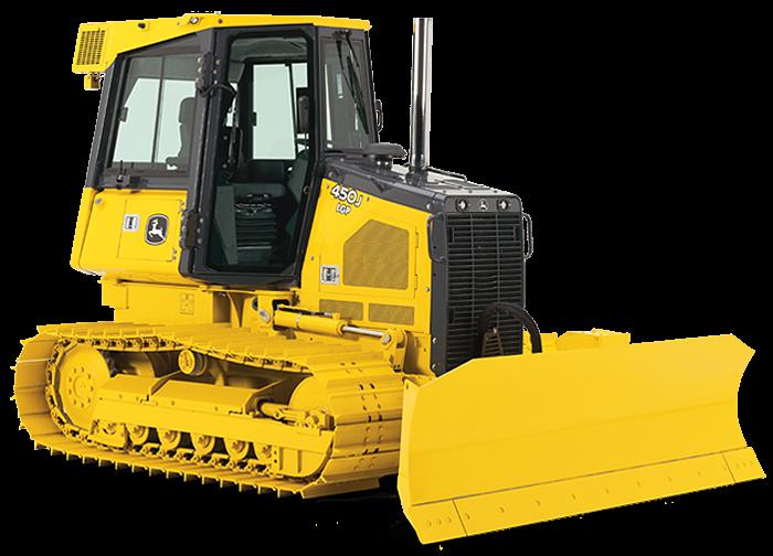 John Deere Construction & Forestry - 450J Crawler Dozers