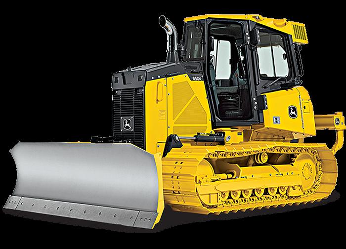 John Deere Construction & Forestry - 650K Crawler Dozers