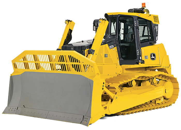 John Deere Construction & Forestry - 850K WH Crawler Dozers