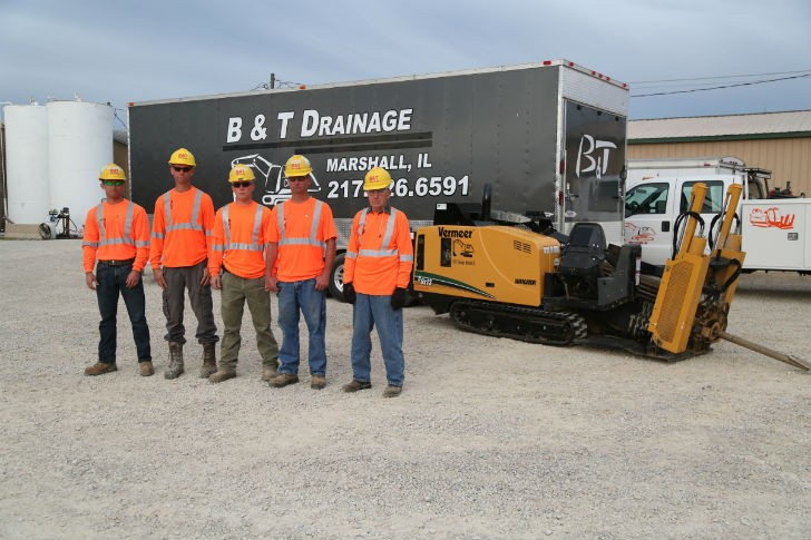 B&T Drainage Inc., Ultimate Crew contest finalists.