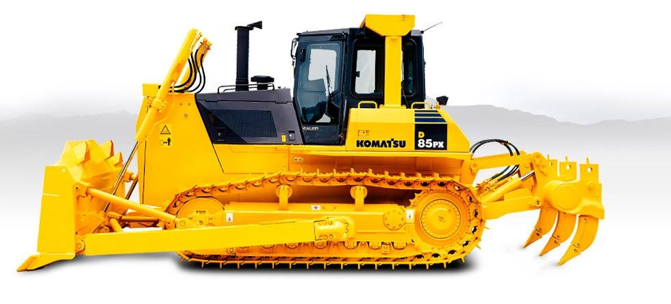 Komatsu America Corp. - D85PX-15 Crawler Dozers