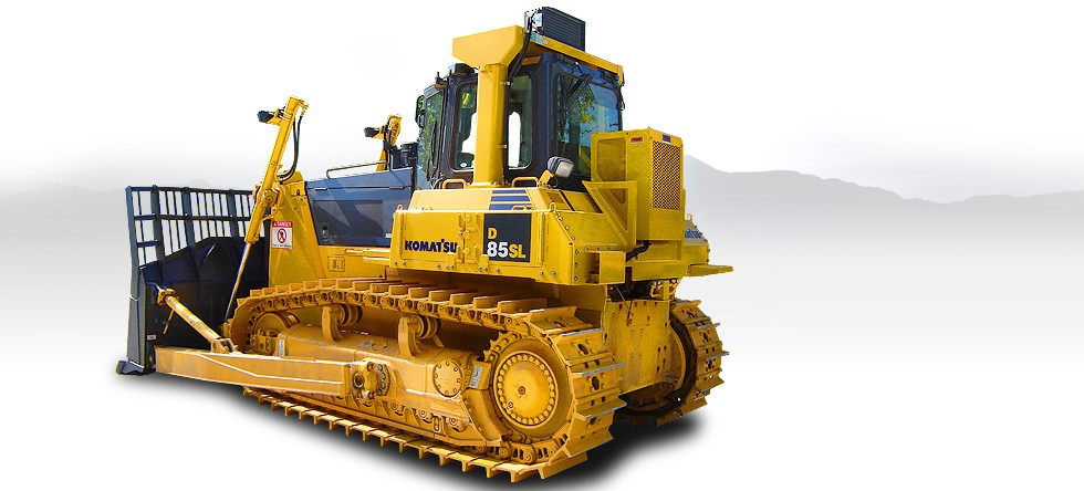Komatsu America Corp. - D85EX-15WH Crawler Dozers