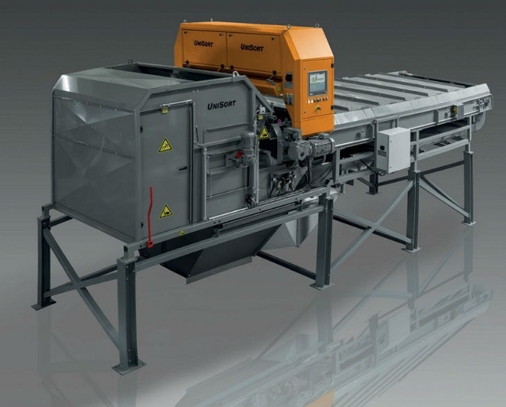 NEW Plastic Film & Paper Sorter Launched at STEINERT Expo