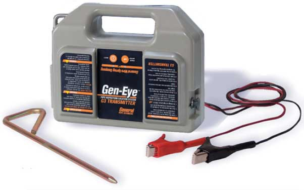 General Pipe Cleaners - Gen-Eye 1-Watt Utility Locators