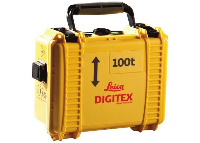 Leica Geosystems Inc. - Digitex 100t Utility Locators