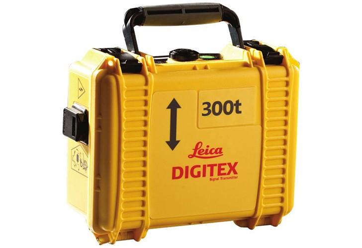 Leica Geosystems Inc. - Digitex 300t Utility Locators