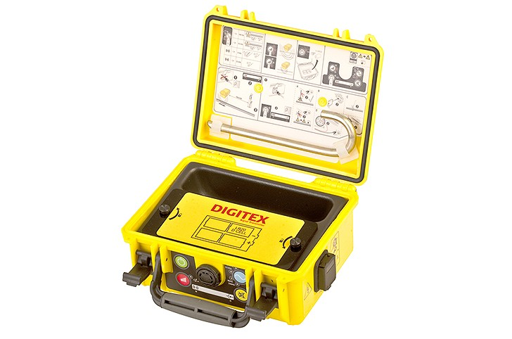 Leica Geosystems Inc. - Digitex 100t xf Utility Locators