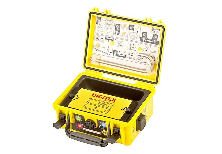 Leica Geosystems Inc. - Digitex 300t xf Utility Locators