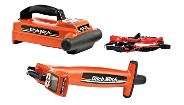 Ditch Witch - 830R/T Utility Locators