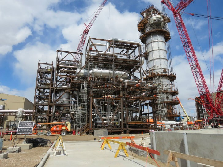 Fluor Project Selected as 2015 Global Best by Engineering News Record