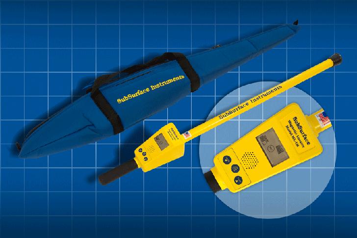 SubSurface Instruments Inc. - ML-1M Utility Locators