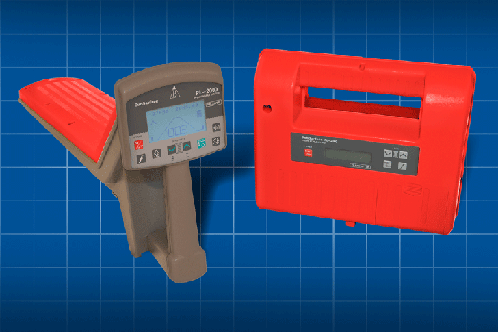 SubSurface Instruments Inc. - PL-2000 Utility Locators