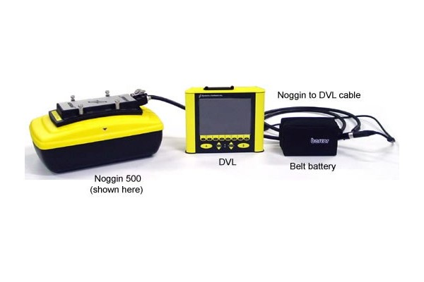 Sensors & Software Inc. - Noggin 500 Ground Penetrating Radar