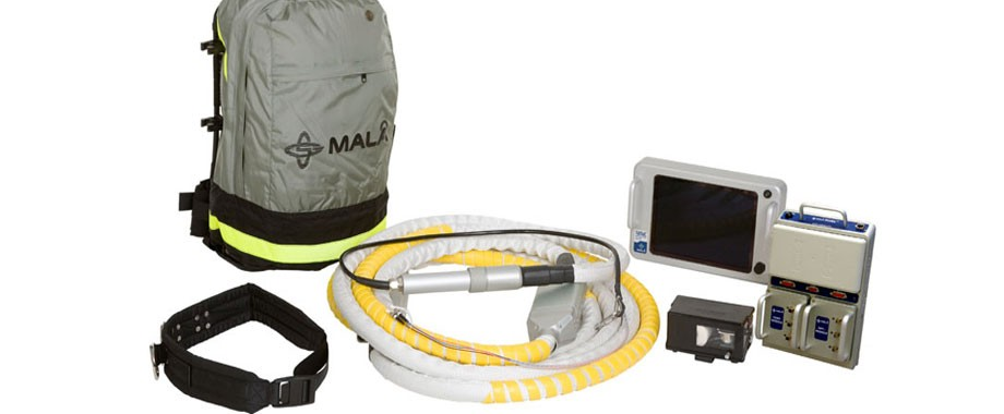 MALÅ ProEx System Ground Penetrating Radar