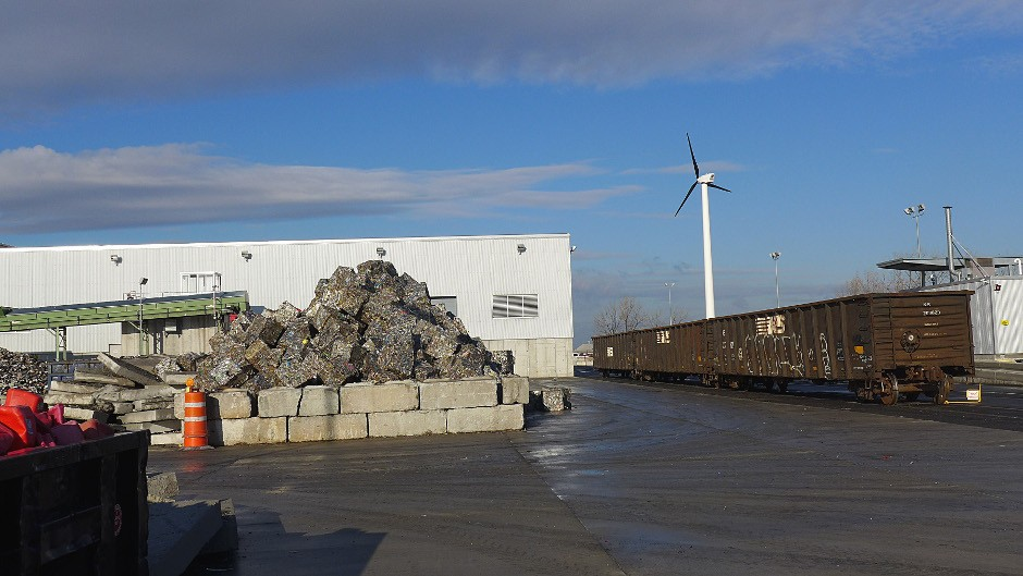 Sunset Park MRF located in Brooklyn, New York was recognized as the recycling facility of the year at the inaugural Waste360 NWRA awards held September 9-11