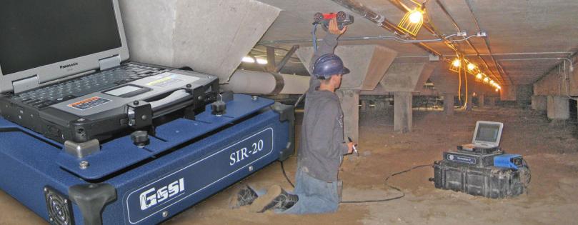 Geophysical Survey Systems, Inc. (GSSI) - SIR®20 Ground Penetrating Radar