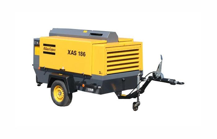 Atlas Copco - Versatility Range: 275-784 cfm Compressors