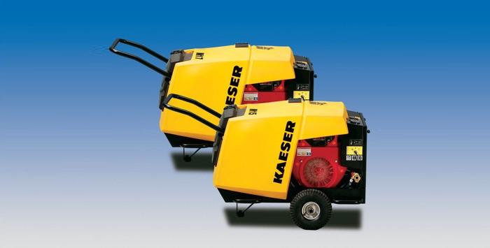 Kaeser Compressors, Inc. - M17 Compressors