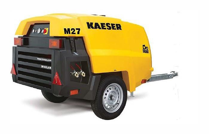 Kaeser Compressors, Inc. - M27 Compressors