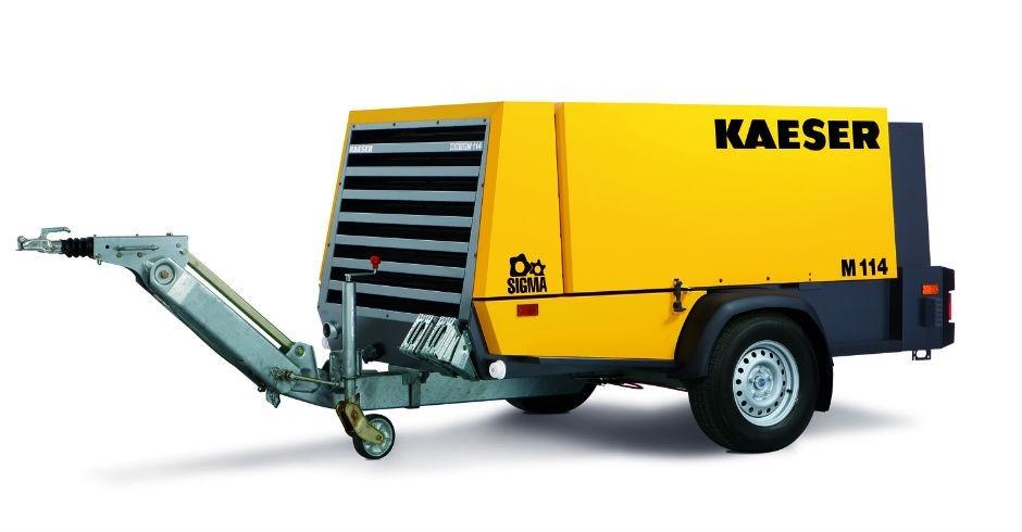 Kaeser Compressors, Inc. - M114 Compressors