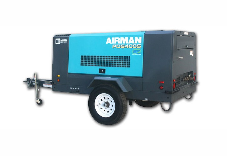 MMD Equipment - Airman PDS400S-6C3 Compressors